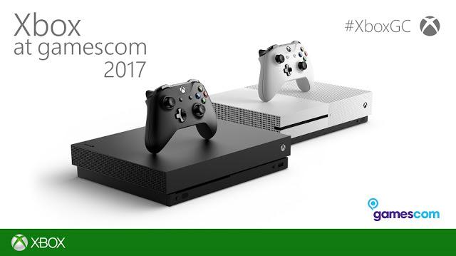 Microsoft рассказала о своей программе на Gamescom 2017