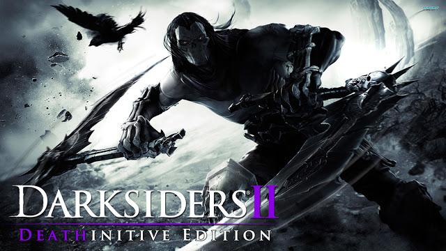 Darksiders II Deathinitive Edition неожиданно стала доступна бесплатно в Xbox Game Pass