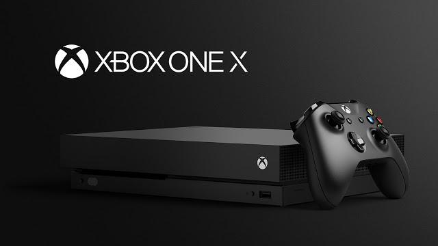 Microsoft наглядно на бенчмарках показала преимущества Xbox One X над Xbox One