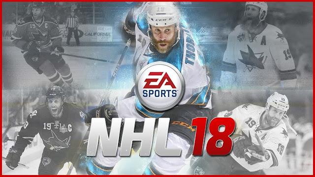Стартовало открытое бета-тестирование игры NHL 18