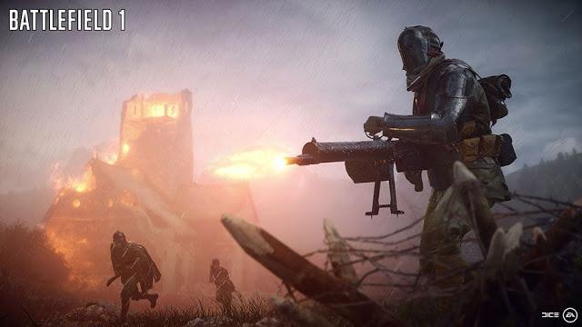 Battlefield 1 стала доступна бесплатно в EA Access