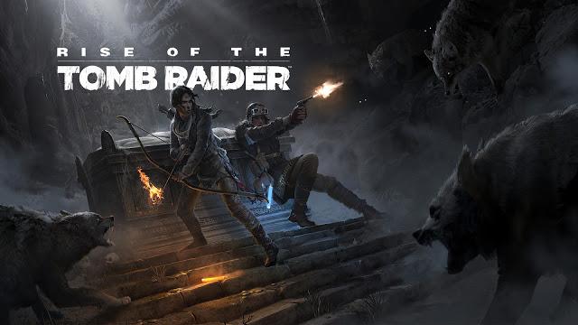 Сравнение Rise of the Tomb Raider на Xbox One X и Playstation 4 Pro