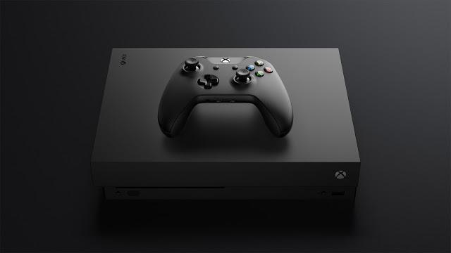 Не все компоненты Xbox One X прошли сертификацию