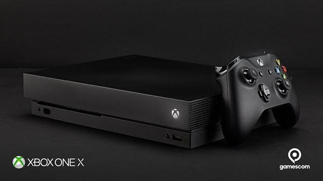 Открыт предзаказ приставки Xbox One X