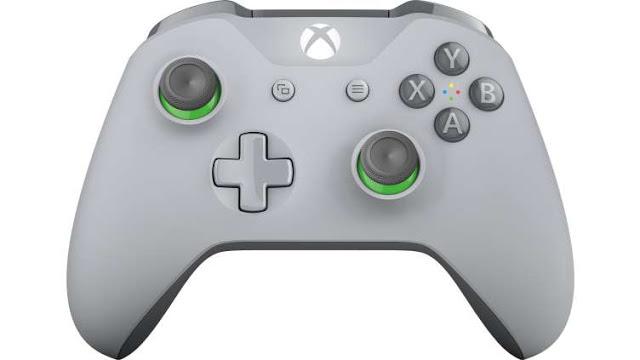 Microsoft представила 3 новых геймпада и обновленный беспроводной адаптер