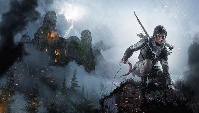 Rise of the Tomb Raider на Xbox One X позволит выбрать из трех визуальных режимов