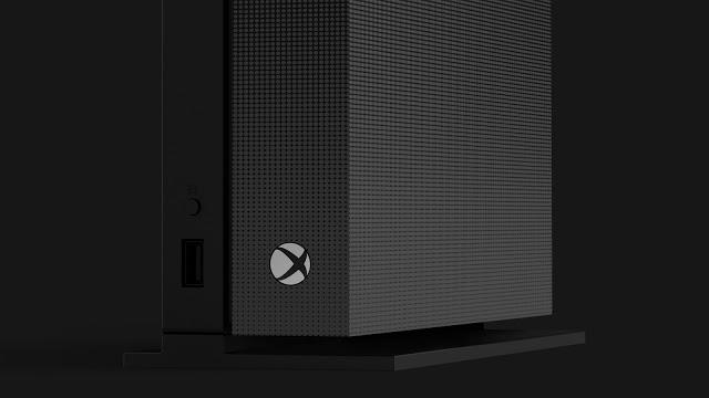 Покупатели Xbox One X Project Scorpio Edition получат бесплатно вертикальную подставку