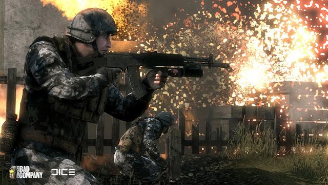 Battlefield Bad Company стала доступна на Xbox One по обратной совместимости