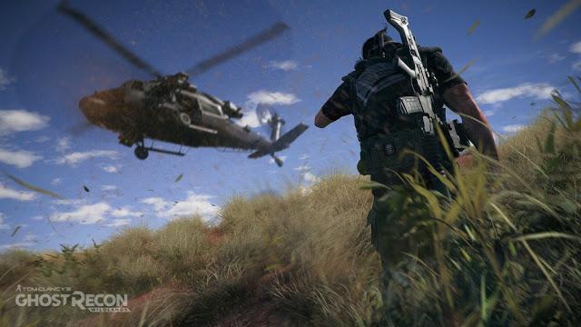 Бесплатная пробная версия игры Tom Clancy's Ghost Recon Wildlands доступна на Xbox One