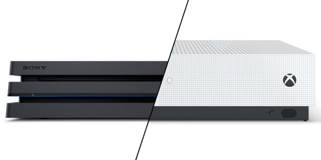 Продажи Xbox One стремительно снижаются и проигрывают Playstation 4