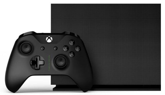 Слух: Microsoft выпустит Xbox One X Project Scorpio Edition