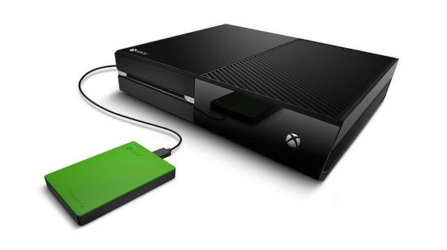 Новая прошивка Xbox One позволяет массово перемещать игры между накопителями