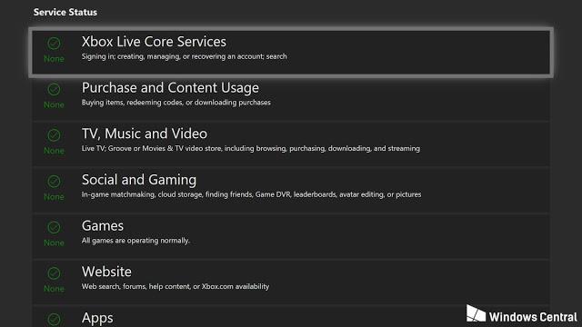 Центр устранения неполадок получил Fluent дизайн на Xbox One