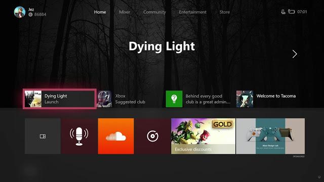Обновление прошивки Xbox One для альфа-тестеров: список ключевых изменений