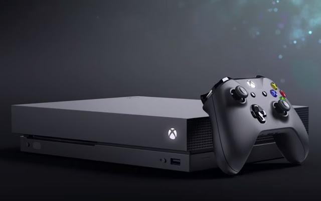 В Microsoft Store в России цена на Xbox One X увеличилась до 50 000 рублей