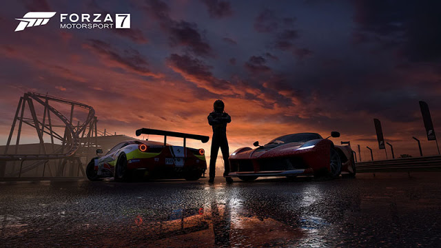 Прохождение одиночной кампании Forza Motorsport 7 займет 60-80 часов
