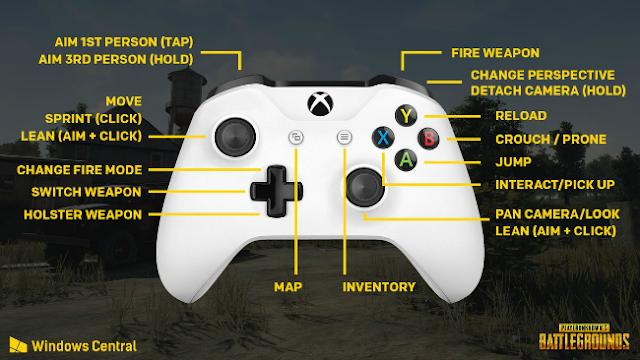 Разработчики игры PlayerUnknown's Battlegrounds показали управление в версии для Xbox One