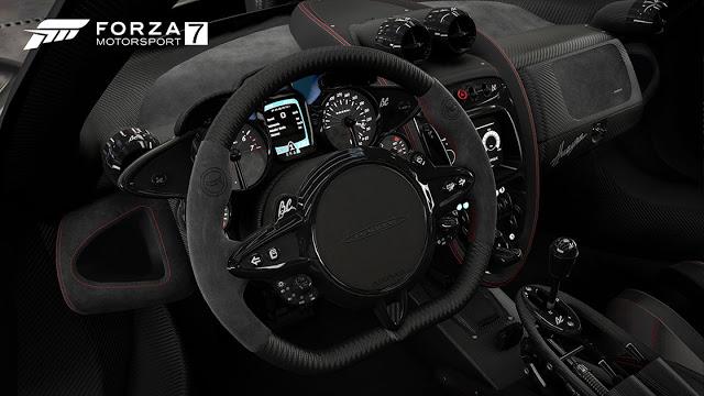 Демо-версия Forza Motorsport 7 стала доступна для Xbox One
