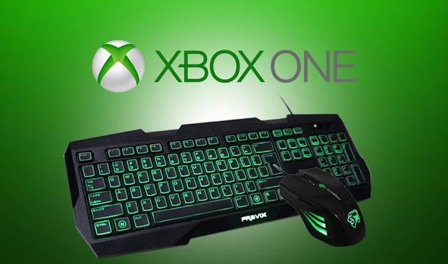 Плюсы и минусы поддержки клавиатуры и мыши на приставке Xbox One