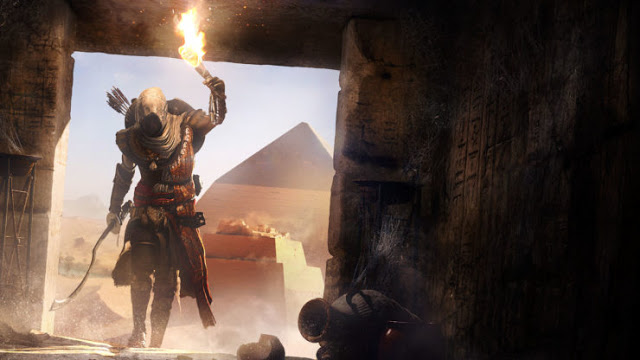 Assassin's Creed Origins будет работать на Xbox One X в 1080p при 60 FPS
