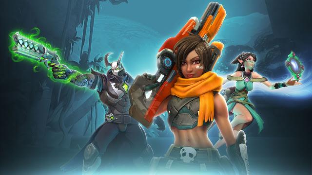 В Paladins можно играть бесплатно на Xbox One за всех героев до 1 октября