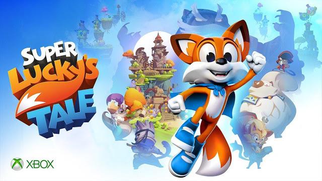 Microsoft в 4 раза снизила цену на предзаказ Super Lucky's Tale в России для Xbox One
