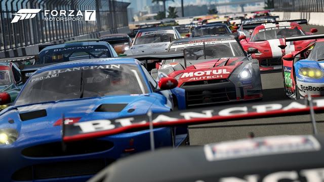 В Forza Motorsport 7 можно будет добавлять пользовательскую музыку чуть позже