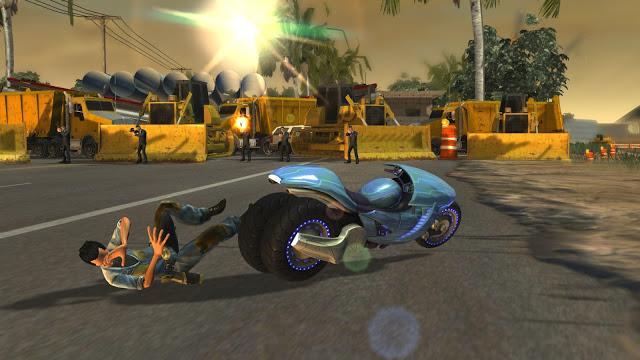 Полную версию игры Lococycle можно забрать бесплатно для Xbox One прямо сейчас