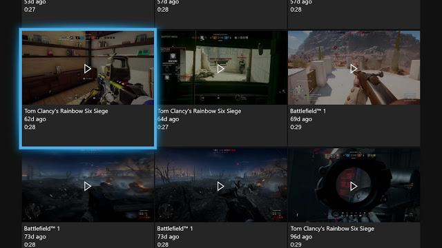 Функция Xbox One Game DVR начала работать с разрешением 1080p и внешними жесткими дисками