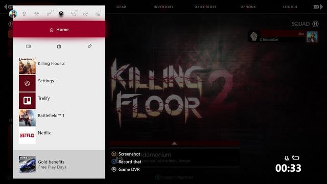 Видео: Как выглядит новый светлый интерфейс в прошивке Xbox One