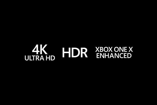 Microsoft объясняет, как игры на Xbox One X будут работать лучше на 1080p телевизорах
