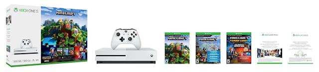 Microsoft анонсировала 4 новых бандла с приставкой Xbox One S