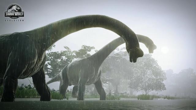 Первый ингейм-трейлер и подробности игры Jurassic World Evolution