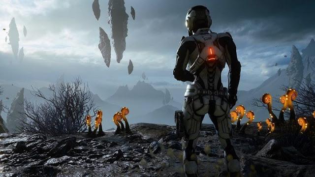 Игра Mass Effect Andromeda стала доступна бесплатно подписчикам EA Access