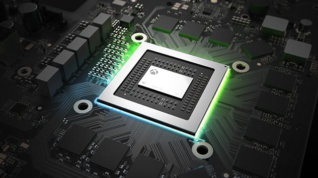 Распаковка ритейл-версии Xbox One X и сравнение с Xbox One S и Playstation 4 Pro