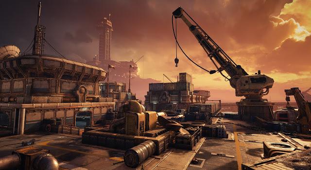 Октябрьское обновление Gears of War 4: Хэллоуин, новые карты и обновление для Xbox One X