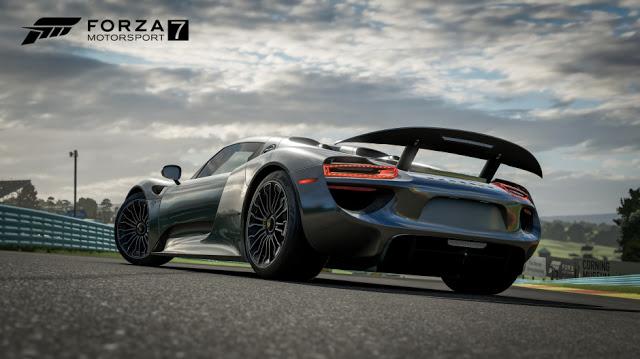 Разработчики Forza Motorsport 7 переработали VIP-пропуска и извинились перед игроками