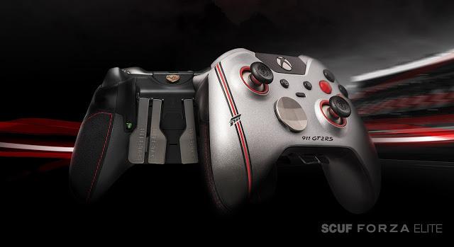 Лимитированные элитные геймпады от SCUF в стиле Forza Motorsport 7 поступили в продажу