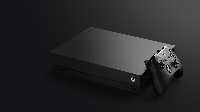 Microsoft выпустила второй тизер телевизионного рекламного ролика Xbox One X