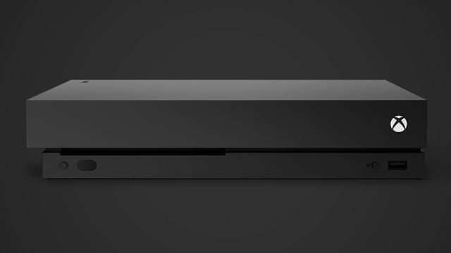 Фил Спенсер напомнил, что Xbox One X – это консоль не для всех