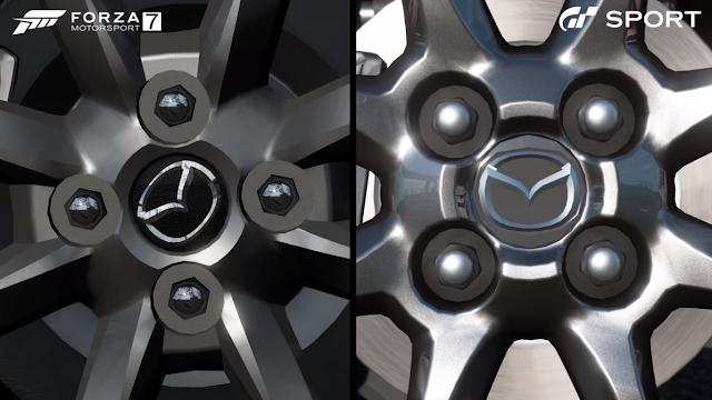 Специалисты из Digital Foundry сравнили графику в Forza Motorsport 7 и Gran Turismo Sport