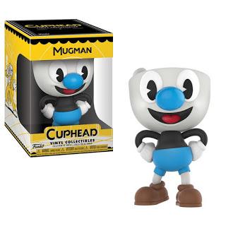 Представлены коллекционные фигурки по игре Cuphead