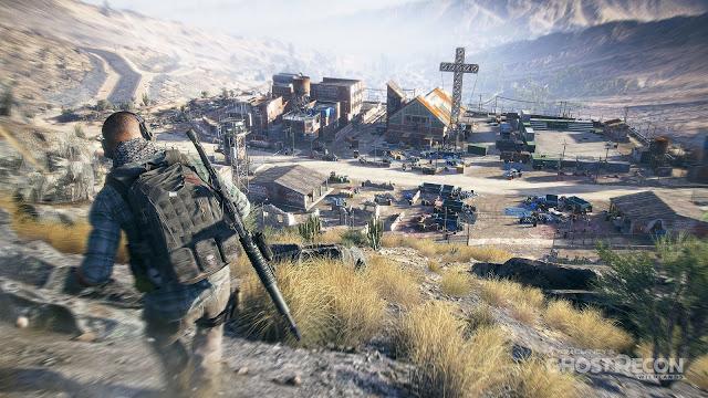 Игра Tom Clancy's Ghost Recon: Wildlands будет доступна бесплатно на Xbox One на выходных