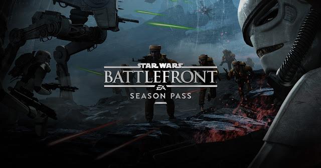 Сезонный абонемент для Star Wars Battlefront доступен бесплатно