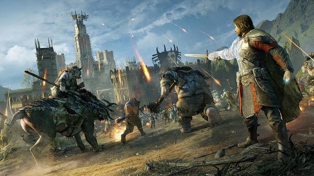 Shadow of War на Xbox One X работает значительно лучше, чем на Playstation 4 Pro: сравнение