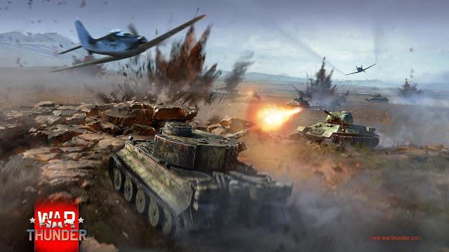 War Thunder выйдет на Xbox One