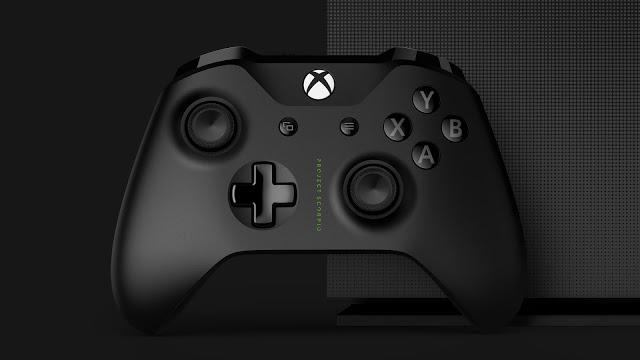Microsoft опубликовала новый официальный рекламный ролик Xbox One X