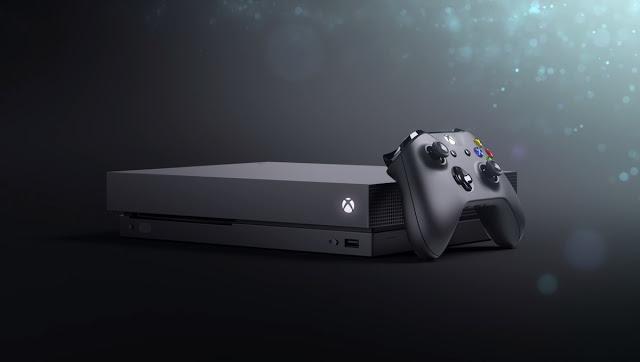 Мастер Чиф на скорпионе ждет вас внутри консоли Xbox One X
