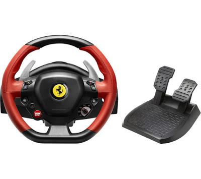 ТОП-3 модели игровых рулей для Xbox One