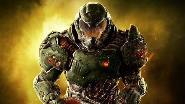 Чтобы увидеть улучшения в DOOM на Xbox One X не требуется патч: игра работает в 1080p/60FPS